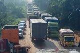 Warga di Jalintim Mesuji keluhkan polusi asap dari truk