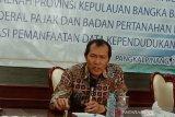 KPK akan tindaklanjuti laporan perambahan hutan di Babel