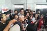 Sidang MK, Ketua KPU berikan jawaban perbaikan permohonan untuk hormati MK