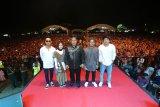 Warga Banda Aceh terhipnotis Nissa Sabyan