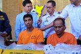 Tukang kebun terima paket narkoba diamankan Bea Cukai