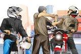 Cegah begal, polisi di Kendari intensifkan patroli