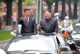 Presiden China berniat memperkuat hubungan dengan Pyongyang
