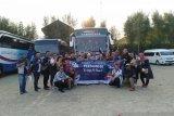 Pertamina MOR I Sumbagut boyong 70 jurnalis ke Bandung