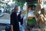 47 pedagang bakmi jawa Gunung Kidul membuat 5.500 porsi pecahkan MURI