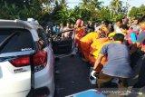 Kecelakaan maut  di jalan Yogyakarta-Purworejo renggut tiga nyawa