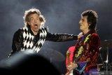 Usai jalani operasi jantung, Mick Jagger kembali konser