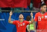 Sanchez ungkap ia bermain sembari tahan rasa sakit di engkel
