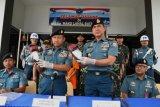 Jatanrasla Lantamal Tanjungpinang gagalkan penyelundupan sabu-sabu 204 gram