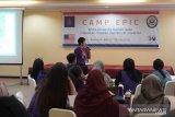 50 mahasiswa ikuti EPIC Camp Kedubes AS