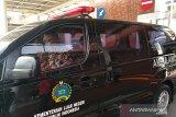 Jenazah putra Ketua MA tiba di Jakartal