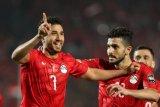 Mesir mengawali Piala Afrika dengan kemenangan tipis atas Zimbabwe