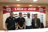 Laga perdana Liga 2 Sriwijaya FC kalahkan Perserang 1-0