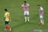 Kolombia memetik kemenangan 1-0 atas Paraguay
