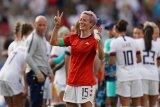 Amerika ke perempat final Piala Dunia Putri