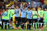 Uruguay lolos dampingi Chile, hasil Ekuador-Jepang untungkan Paraguay