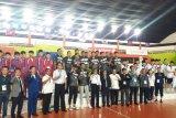 Tim voli putra Indonesia juara Asian Peace Cup