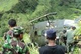 Kapendam: tidak ada helikopter TNI AD ditembak KKSB
