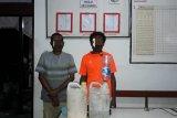 Polisi Nimboran proses pelaku pembuat minuman keras oplosan