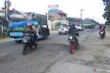 Pemkot Metro Lampung segera perbaiki jalan rusak