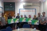 BPJS Ketenagakerjaan  lindungi 900 agen BRI Link Gowa