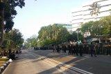 Belum ada pergerakan massa di depan Gedung MK jelang sidang putusan