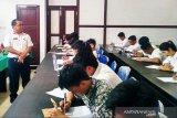 Puluhan pemuda Gunung Mas berebut ikuti pelatihan BBPLK Bekasi