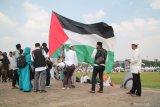 Rakyat Palestina menolak rencana perdamaian AS