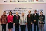 Indonesia-Swiiss-AS bermitra untuk sediakan air bersih di perkotaan