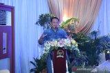Akbar Tandjung isyaratkan dukung Bamsoet calon ketua umum Golkar
