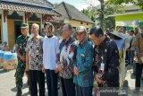 Kementan memberikan bantuan puluhan alsintan kepada petani Gunung Kidul