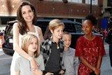 Angelina Jolie dapat dukungan anak bermain 'The Eternals'