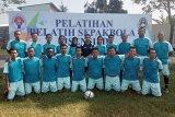Najah, pemain Persijap Kartini ikuti kursus pelatih berlisensi D nasional