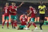 Maroko lolos ke 16 besar