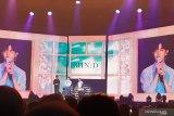 Kim Jae-hwan membuka jumpa penggemar Indonesia dengan