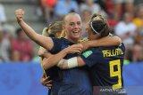Swedia taklukkan Jerman 2-1 demi mencapai empat besar