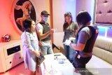 Di Kendari, polisii tes urine ratusan pengunjung diskotik