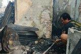 Kebakaran di Tanah Abang, Jakarta  karena korsleting listrik