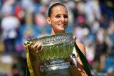Pliskova  juarai Eastbourne International usai kalahkan Kerber