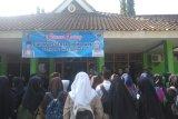 Pengumuman penerimaan siswa baru di SMAN 1 Way Jepara ditunda