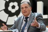 Presiden La Liga lebih memilih Neymar tidak kembali ke Barcelona