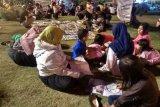 Komunitas Lampung Ngopi tumbuhkan minat baca