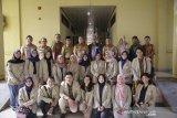 20 Mahasiswa UGM pelajari pertanian di lahan gambut Siak