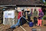 BPBD Gunung Kidul distribusikan air bersih di 307 dusun