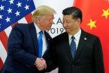Kesepakatan dagang dengan China harus lebih condong ke AS, kata Trump