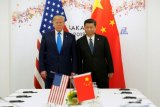 Perang dagang AS vs China memanas, BI stabilkan rupiah dengan