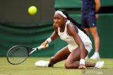 Bintang Wimbledon Coco tetap mulus di kualifikasi Washington