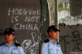 Pemerinrah Inggris minta China hargai kebebasan di Hong Kong