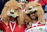 PIALA AFRIKA -  Singa Atlas sempurna tapi minim gol