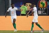 Piala Afrika -- Pantai Gading ke 16 besar setelah cukur Namibia 4-1